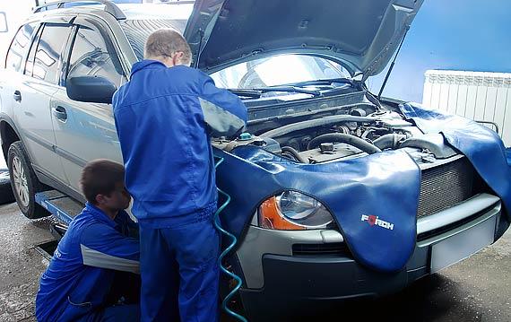 Техническое обслуживание Volvo XC 90 в Пятигорске
