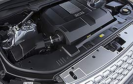 Дизельный двигатель Range Rover V8 3 6 л