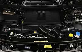 Дизельный двигатель Range Rover V8