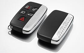 Замена батарейки на брелке Land Rover Discovery