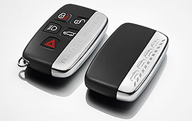 Замена батарейки на брелке Land Rover