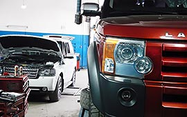 Замена масла в АКПП Land Rover Discovery