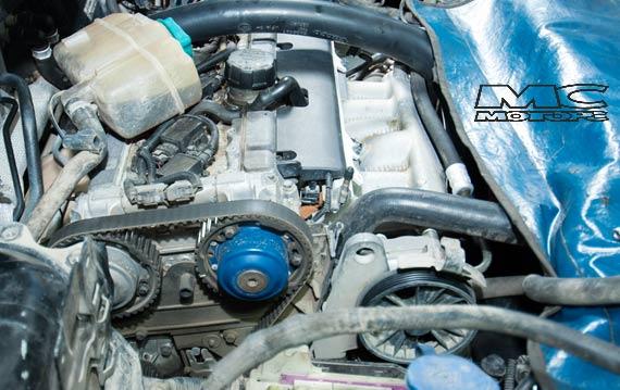 Замена ремня ГРМ Volvo XC90