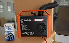 Прибор для озонирования салона