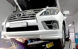 МС-Моторс: Cервис LEXUS в Пятигорске