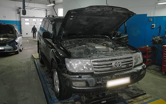 Сервис Toyota в Пятигорске