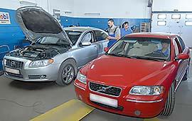 МС-Моторс: Сервис VOLVO в Пятигорске