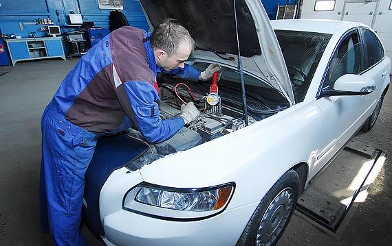 Сервис Volvo S40 в Пятигорске