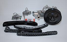 Замена цепи и ремня ГРМ Range Rover Sport