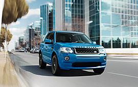 Чип-тюнинг Land Rover Freelander