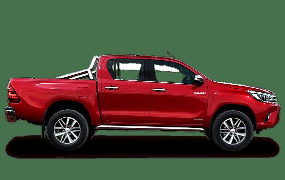 Сервис Toyota Hilux